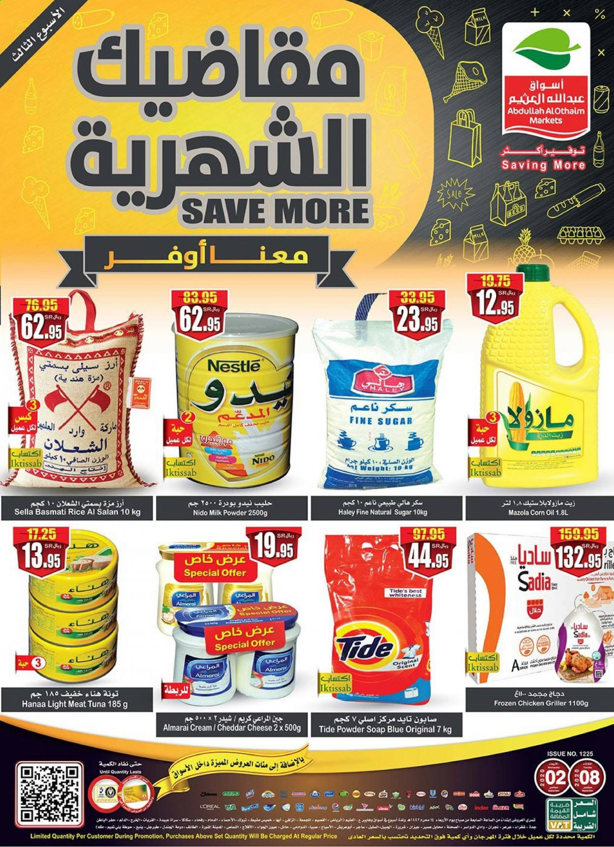 Abdullah Al Othaim Markets Offer 09 02 2020 09 08 2020 Page 1 Top Offers