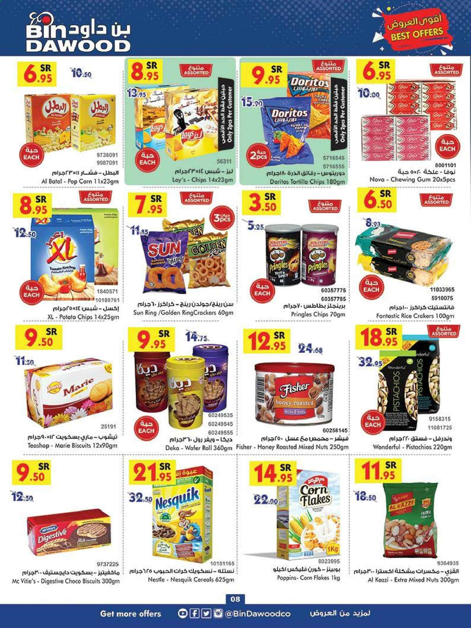 <retailer> - <MM.DD.YYYY - MM.DD.YYYY> - Sales products - ,<products from offers>. Page 8.
