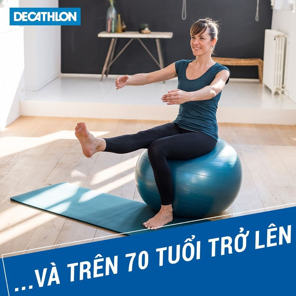 Decathlon offer . Page 10.