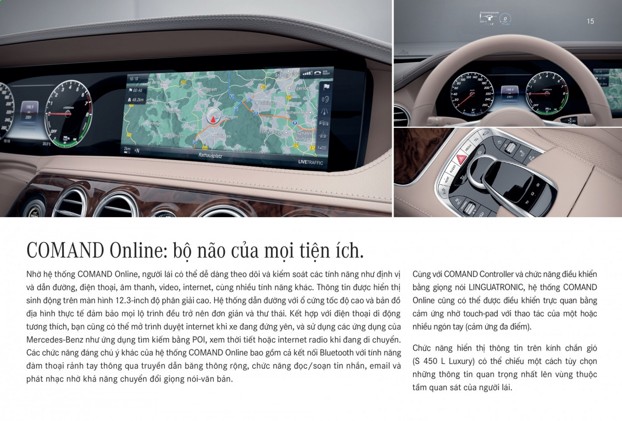 Mercedes-Benz offer . Page 15.