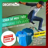 Decathlon offer  - 12.12.2020 - 25.12.2020.