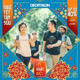 Decathlon offer  - 15.1.2021 - 31.1.2021.