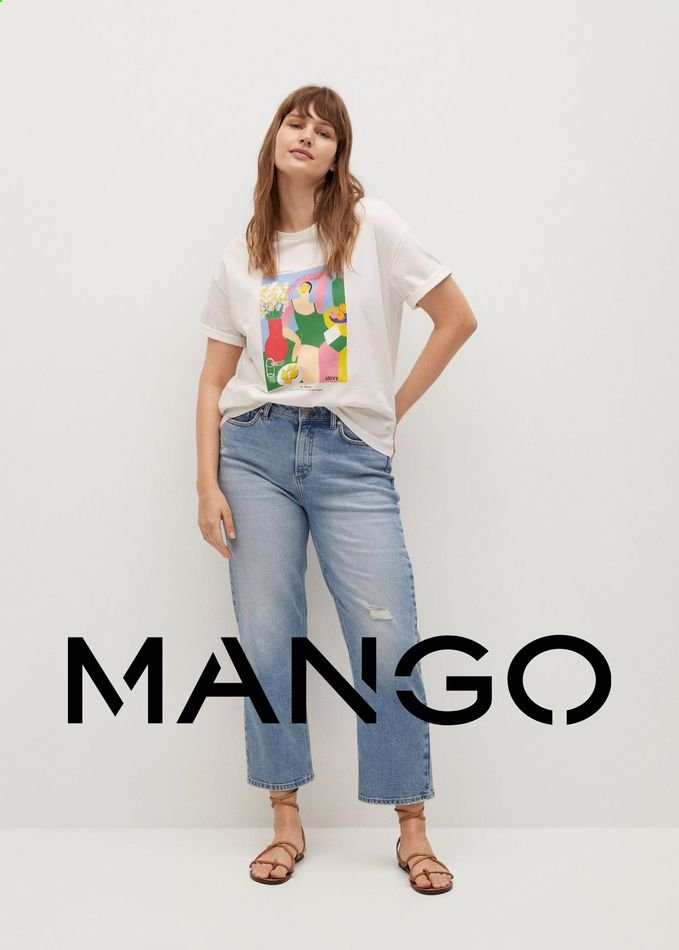 MANGO offer . Page 1.