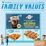 FamilyMart offer  - 1.4.2020 - 30.4.2020.