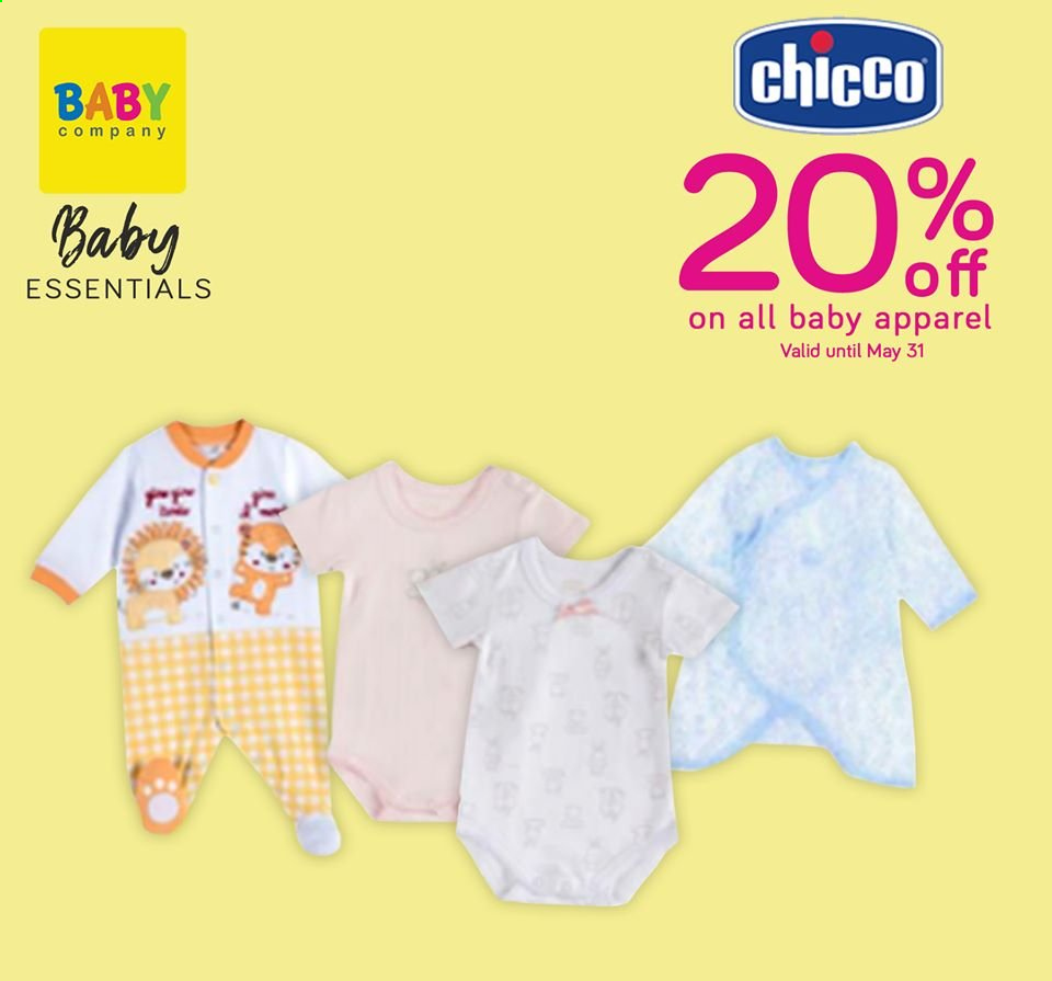 Baby Company offer . Page 4.