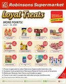 Robinsons Supermarket offer  - 1.6.2020 - 30.6.2020.