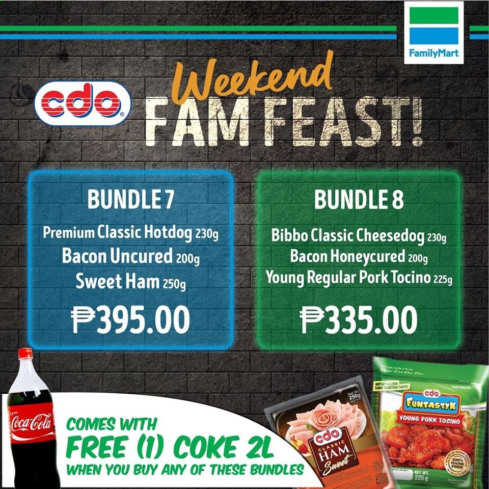 FamilyMart offer . Page 4.