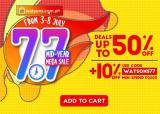 Watsons offer  - 3.7.2020 - 8.7.2020.