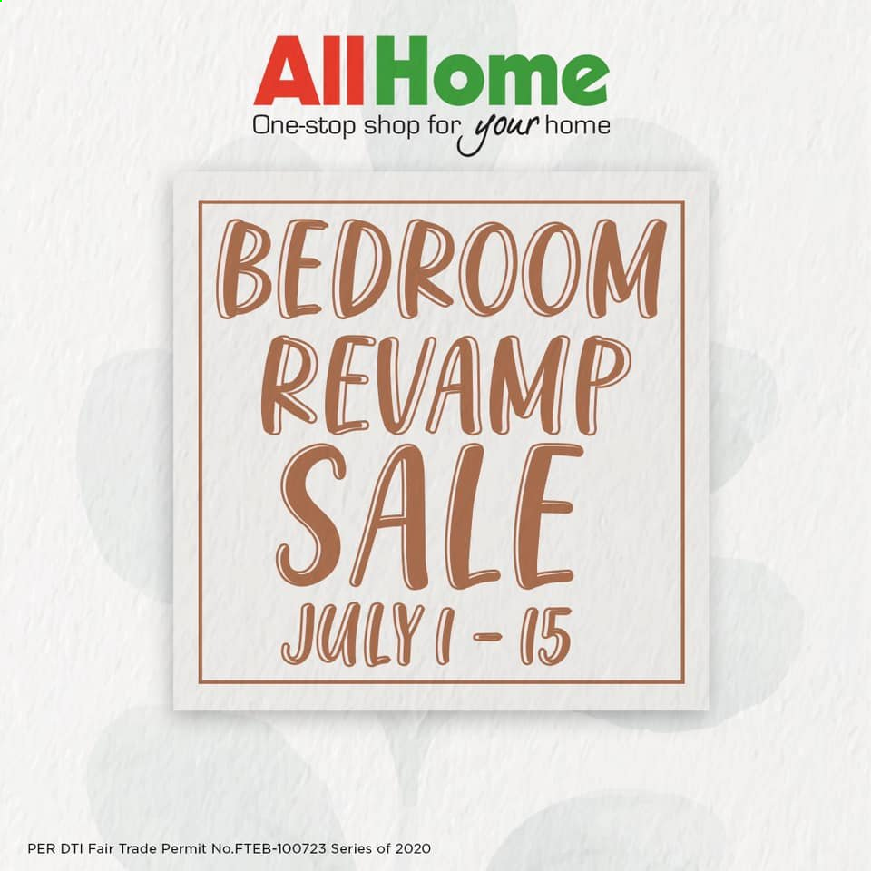 AllHome offer  - 1.7.2020 - 15.7.2020. Page 1.