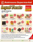 Robinsons Supermarket offer  - 1.7.2020 - 31.7.2020.