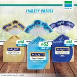 FamilyMart offer  - 1.7.2020 - 31.7.2020.