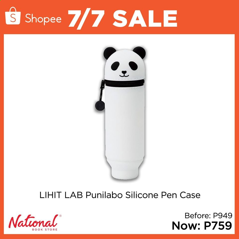 National Book Store offer  - 6.7.2020 - 7.7.2020 - Sales products - case, pen. Page 2.