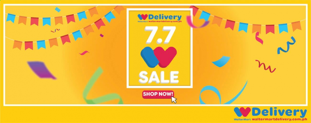 Walter Mart offer  - 6.7.2020 - 7.7.2020. Page 1.
