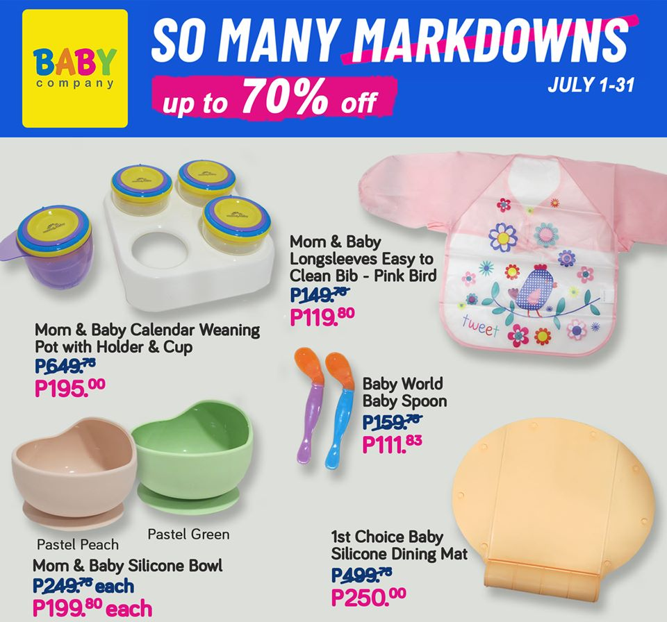 Baby Company offer  - 1.7.2020 - 31.7.2020. Page 52.