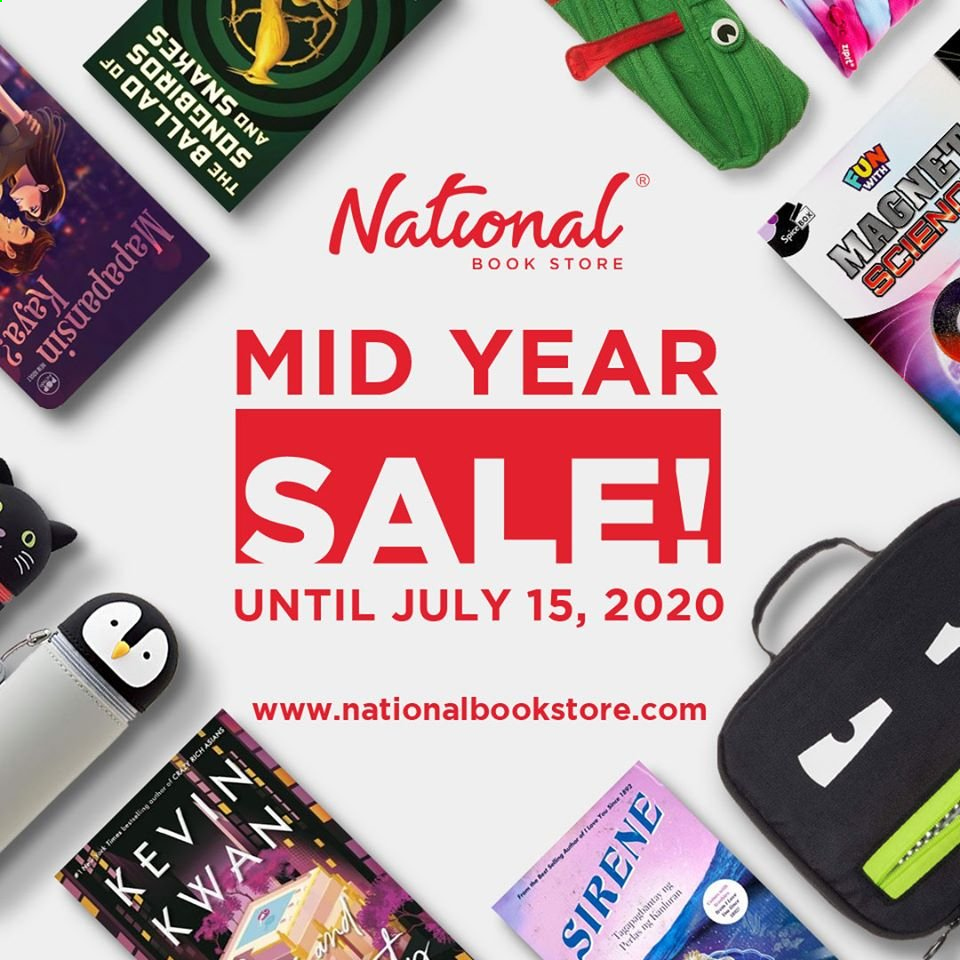 National Book Store offer  - 8.7.2020 - 15.7.2020 - Sales products - box. Page 5.