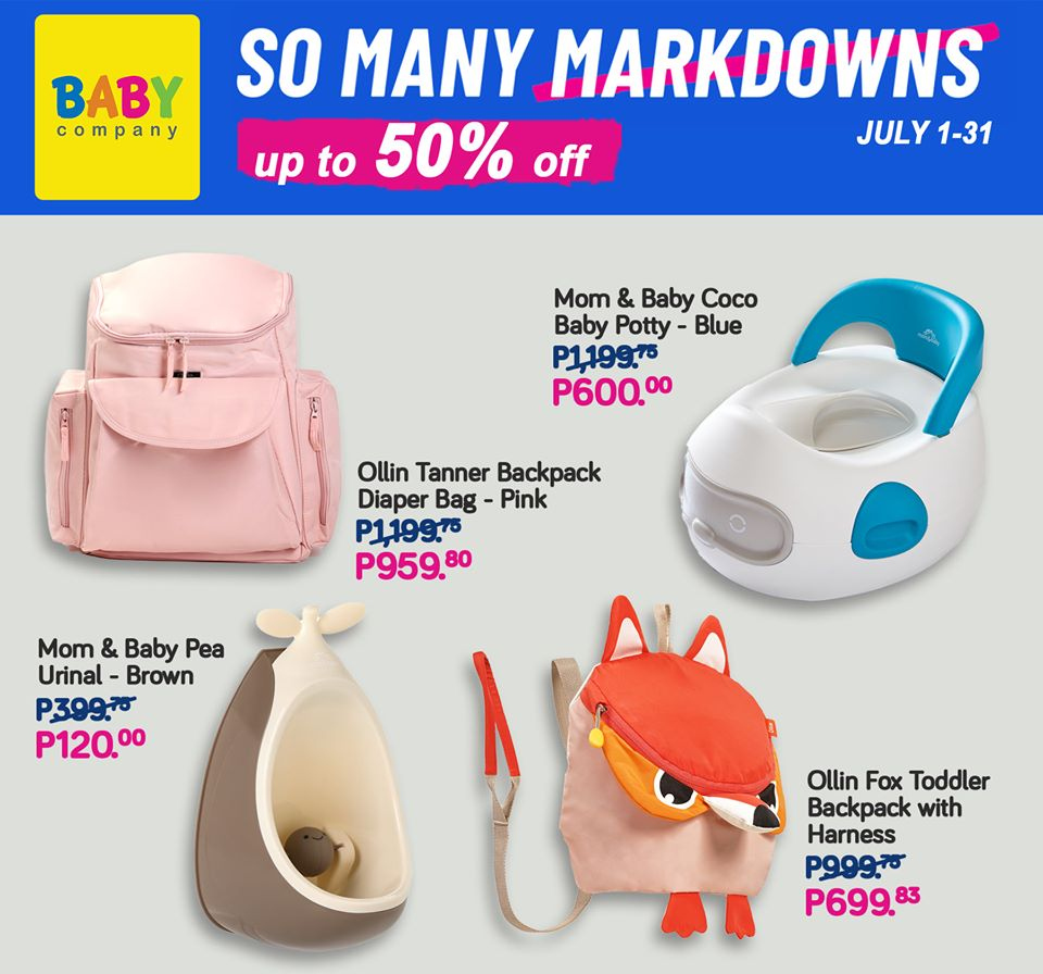 Baby Company offer  - 1.7.2020 - 31.7.2020. Page 45.