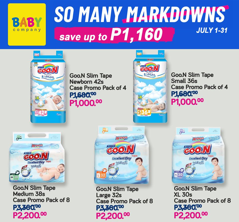 Baby Company offer  - 1.7.2020 - 31.7.2020. Page 40.