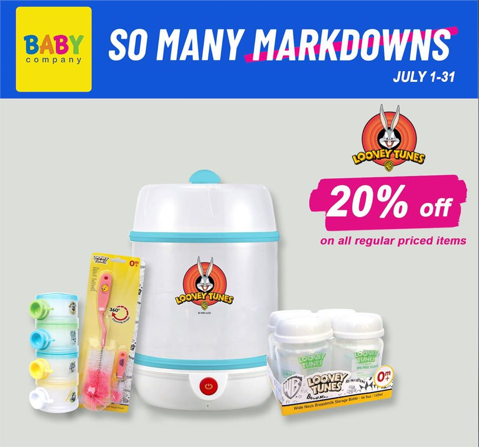 Baby Company offer  - 1.7.2020 - 31.7.2020. Page 35.