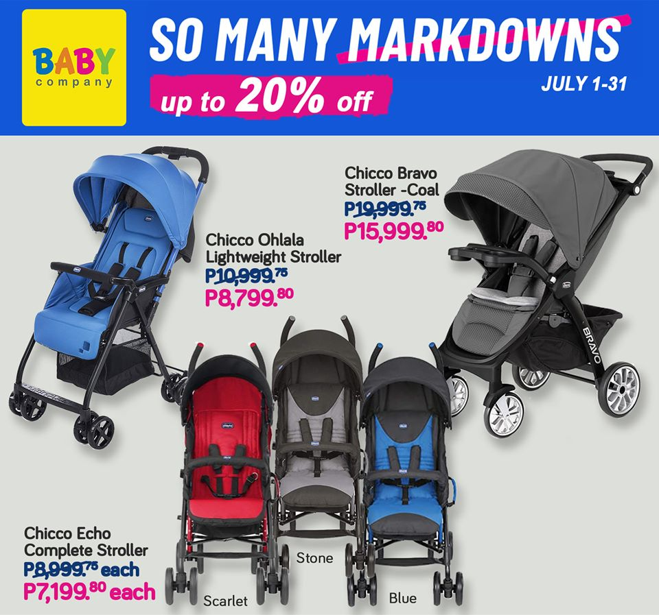 Baby Company offer  - 1.7.2020 - 31.7.2020. Page 13.