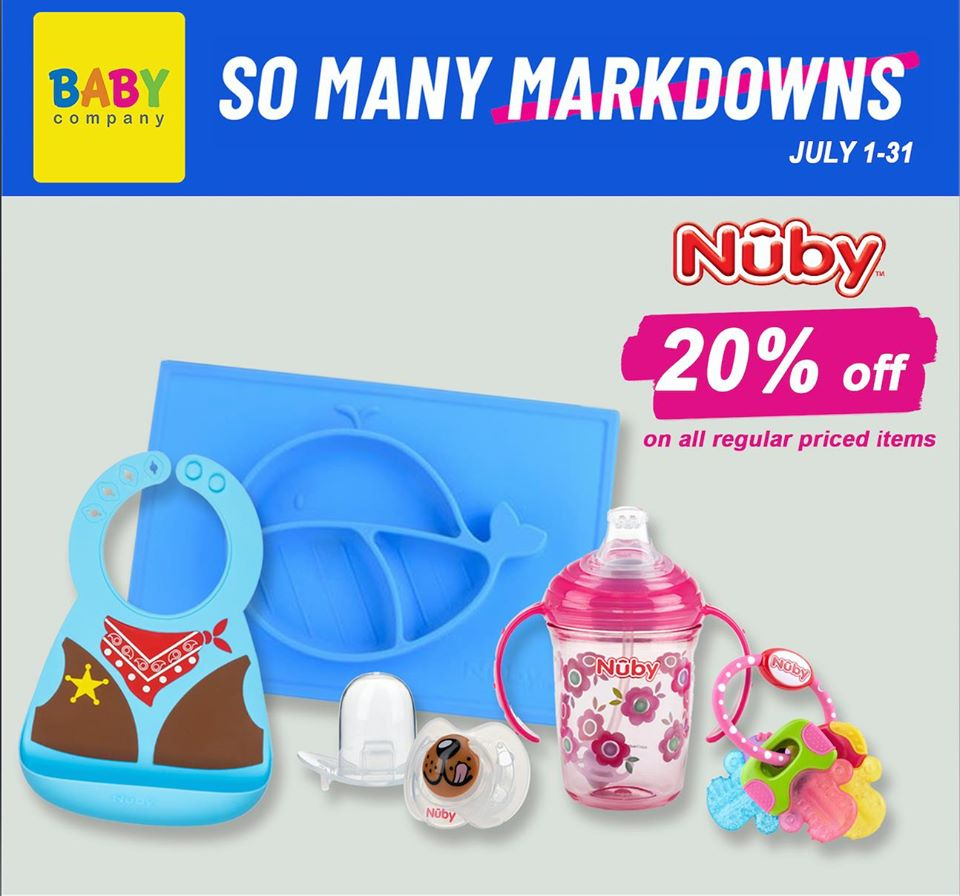 Baby Company offer  - 1.7.2020 - 31.7.2020. Page 68.