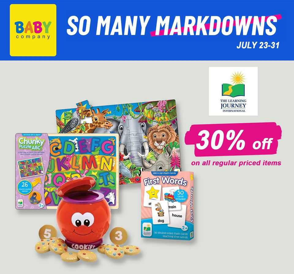 Baby Company offer  - 1.7.2020 - 31.7.2020. Page 69.