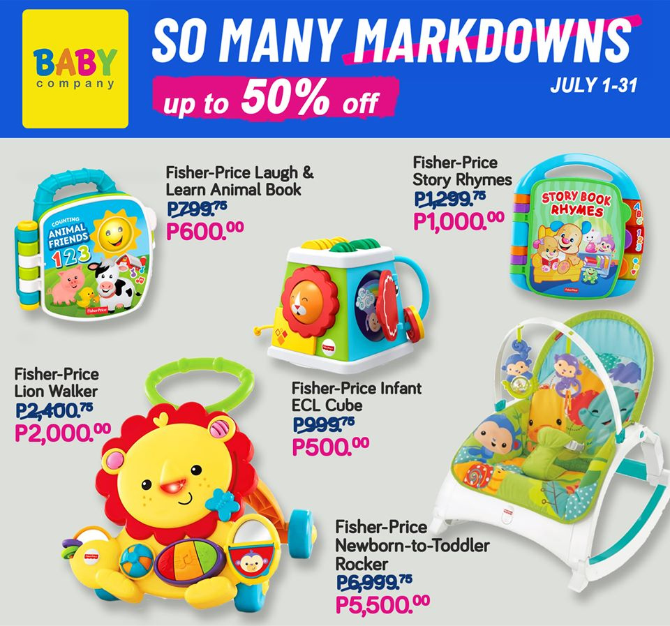 Baby Company offer  - 4.7.2020 - 31.7.2020. Page 1.