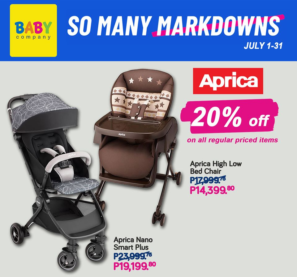 Baby Company offer  - 4.7.2020 - 31.7.2020. Page 7.