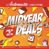 Automatic Centre offer  - 26.7.2020 - 31.12.2020.