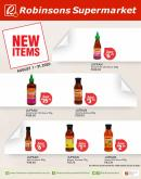 Robinsons Supermarket offer  - 1.8.2020 - 31.8.2020.