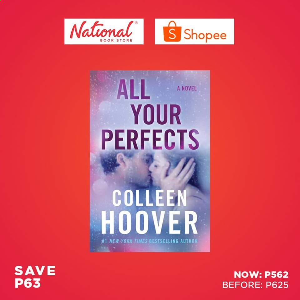 National Book Store offer  - Sales products - book. Page 5.