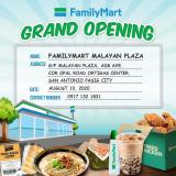 FamilyMart offer  - 10.8.2020 - 16.8.2020.