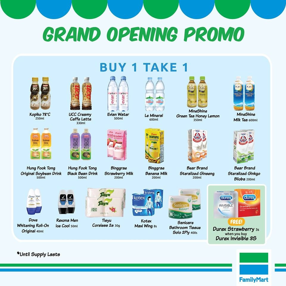 FamilyMart offer  - 10.8.2020 - 16.8.2020 - Sales products - Bathroom, Dove, green tea, milk, Rexona, roll-on, tea, tong, honey, ginseng, cool, lemon. Page 2.