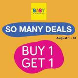 Baby Company offer  - 1.8.2020 - 31.8.2020.