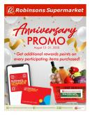 Robinsons Supermarket offer  - 13.8.2020 - 31.8.2020.