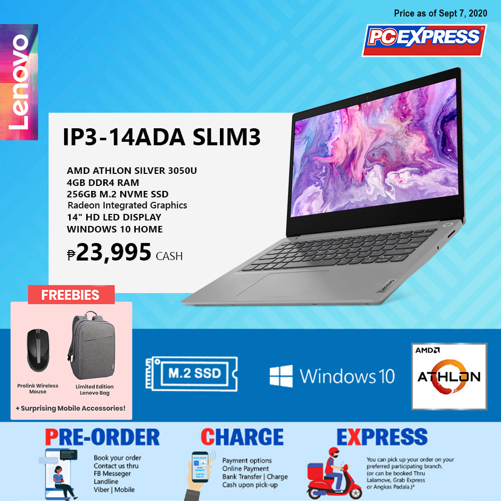 PC Express offer  - 22.8.2020 - 30.9.2020. Page 1.