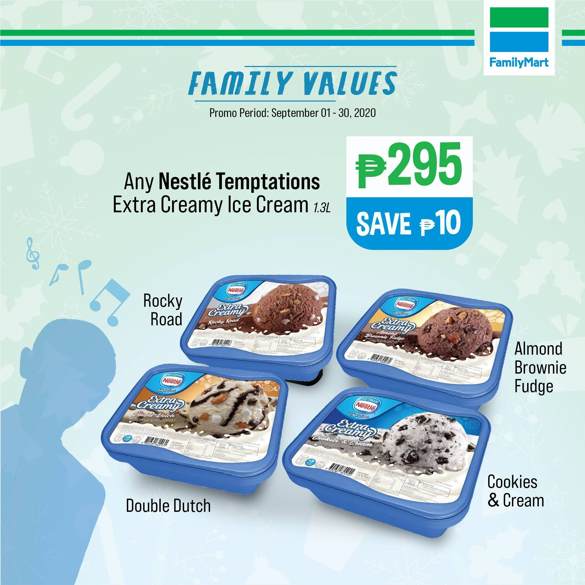 FamilyMart offer  - 1.9.2020 - 30.9.2020. Page 2.