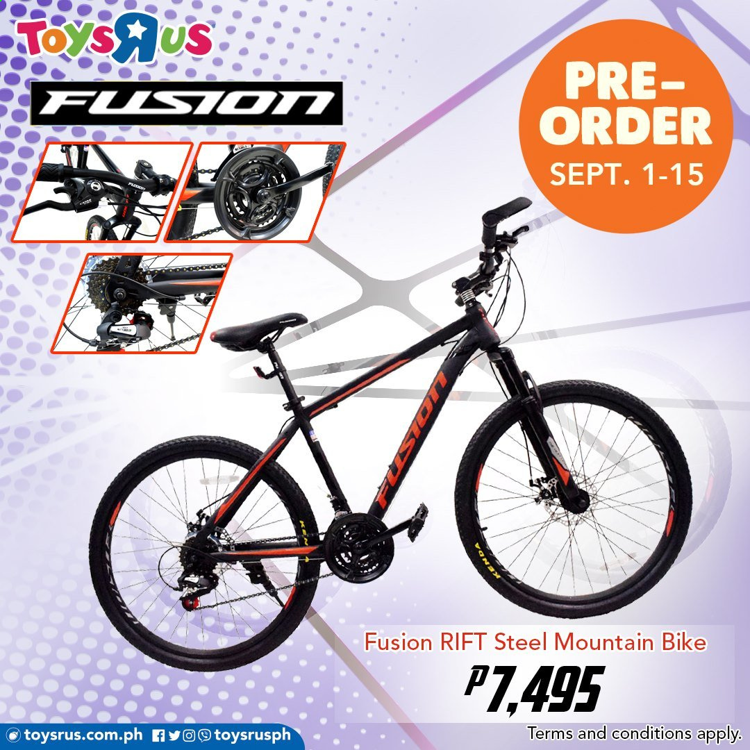 "Toys""R""Us offer  - 1.9.2020 - 15.9.2020 - Sales products - bike, mountain bike. Page 2."