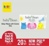 Baby Company offer  - 1.9.2020 - 31.10.2020.