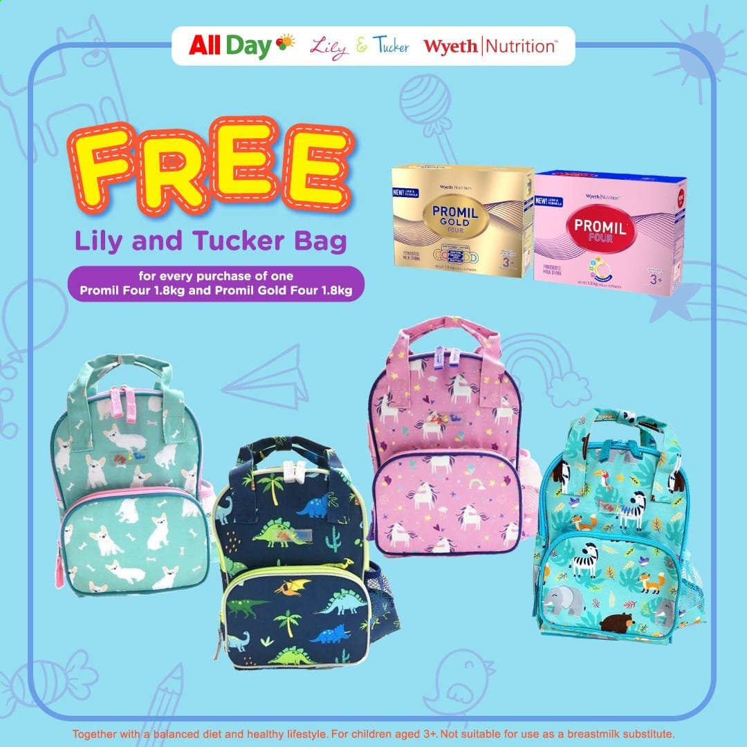 AllDay Supermarket offer  - Sales products - bag. Page 1.