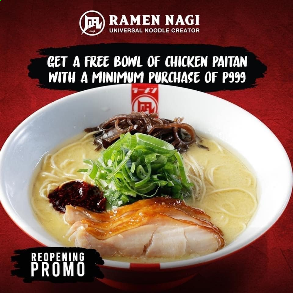 Robinsons Malls offer  - 21.9.2020 - 27.9.2020 - Sales products - ramen, chicken, noodle. Page 10.
