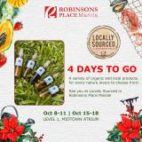 Robinsons Malls offer  - 8.10.2020 - 18.10.2020.