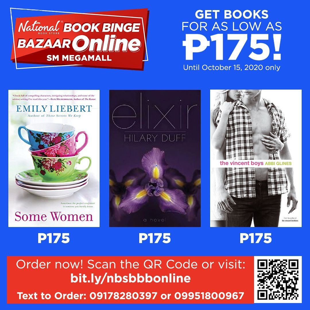 National Book Store offer  - 4.10.2020 - 15.10.2020. Page 1.