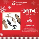 Robinsons Malls offer  - 15.10.2020 - 18.10.2020.
