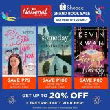 National Book Store offer  - 19.10.2020 - 20.10.2020.