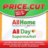 AllHome offer  - 23.10.2020 - 30.11.2020.
