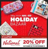 National Book Store offer  - 24.10.2020 - 25.10.2020.