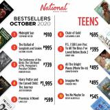 National Book Store offer .