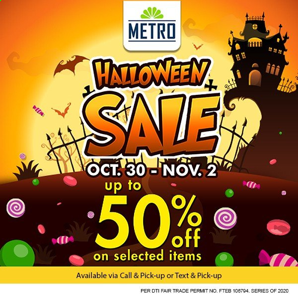 Metro offer  - 30.10.2020 - 2.11.2020 - Sales products - metro. Page 1.
