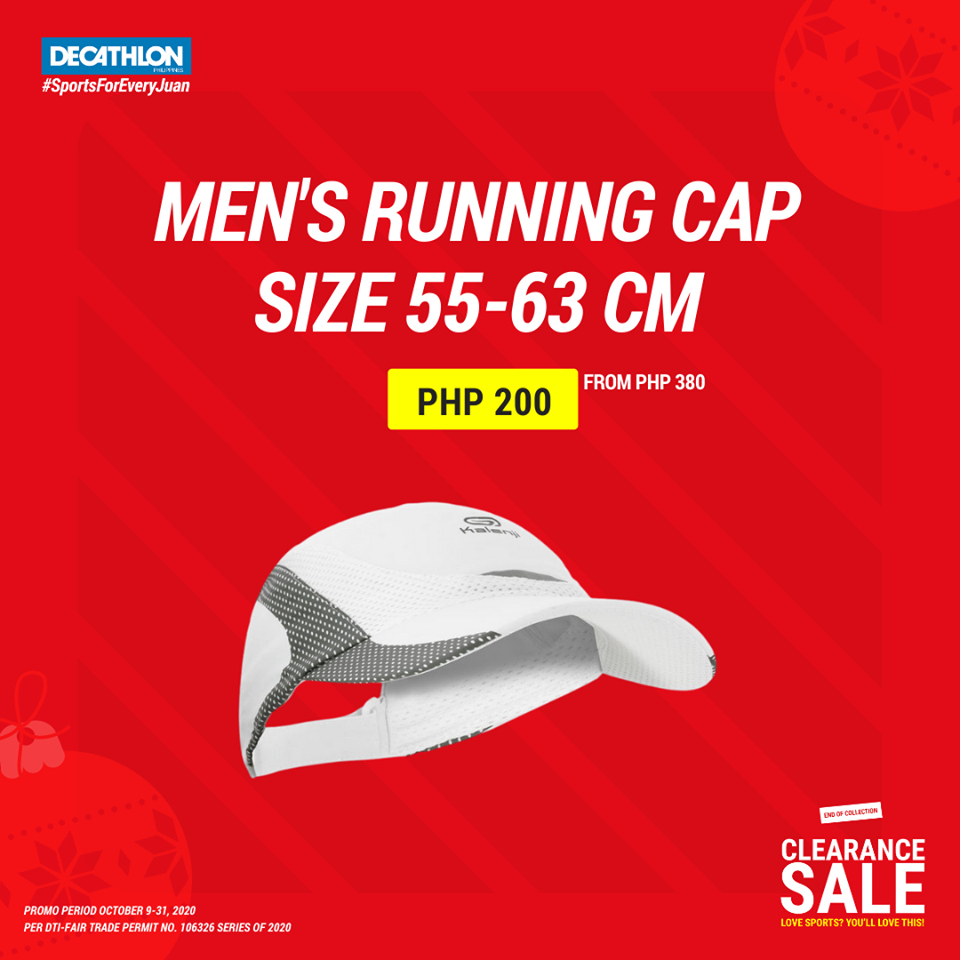 Decathlon offer  - 9.10.2020 - 31.10.2020. Page 9.