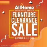 AllHome offer  - 1.10.2020 - 31.10.2020.